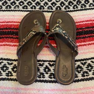 {Chaps} Sandals